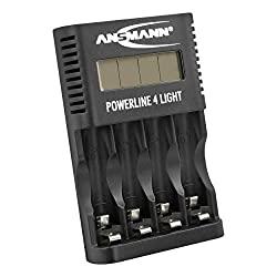 ANSMANN Powerline 4 Light Ladegerät