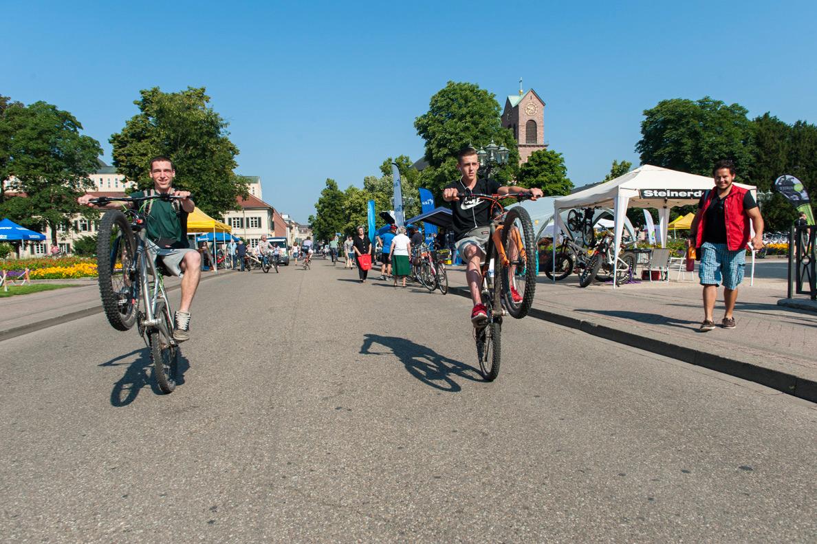 Draistag 2015 - der Karlsruher Fahrradtag