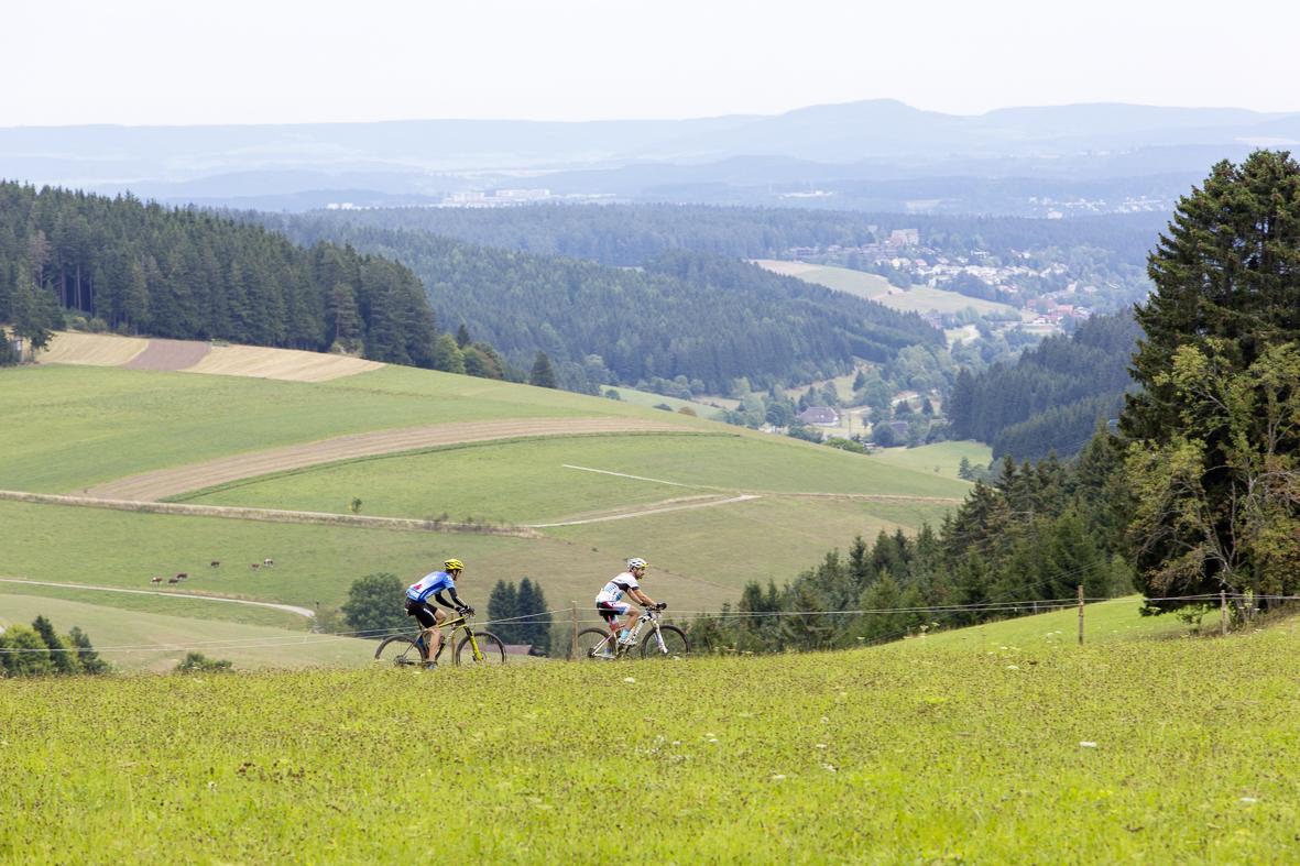 Schwarzwald-Bike-Marathon 2015 - DM MTB Marathon (Teil 2)