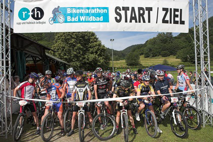 r+h Bike Marathon Bad Wildbad