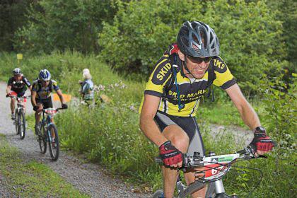 VAUDE Trans Schwarzwald 2007: 1. Etappe Pforzheim - Bad Wildbad