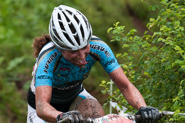 Deutsche Meisterschaft Cross Country 2009 in St. Märgen - Damen