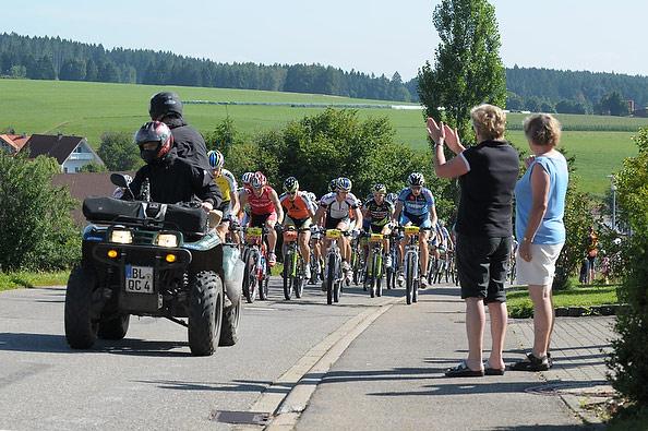 VAUDE Trans Schwarzwald 2009: 7. und letzte Etappe von Grafenhausen nach Murg-Niederhof