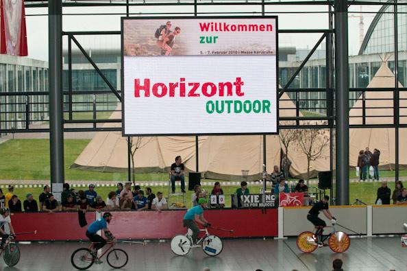 fahrrad.markt.zukunft. / Horizont OUTDOOR Karlsruhe 2010