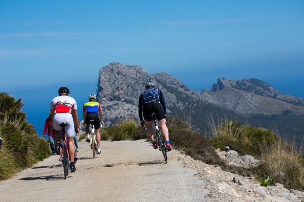 Rennradtouren Mallorca