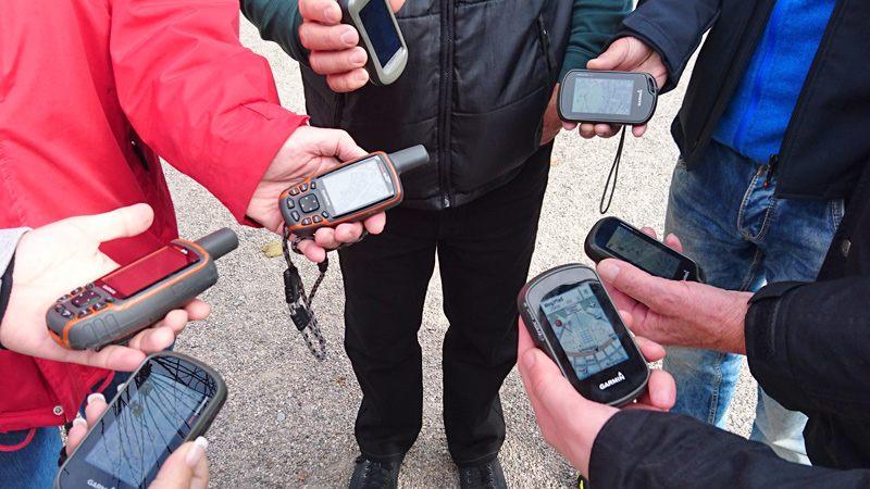 Absage GPS-Kurse in KA