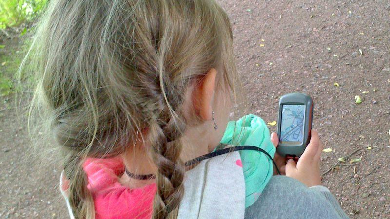 Geocaching Kids