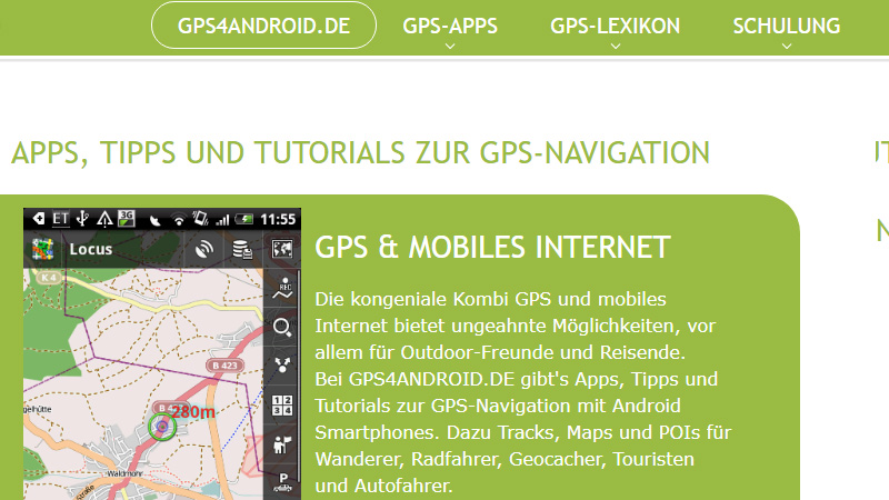 gps4android.de