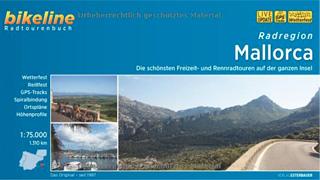 Bikeline Radtourenbuch: Radatlas Mallorca