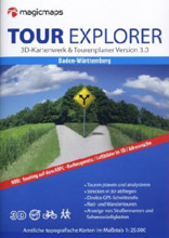 Magic Maps Tour Explorer