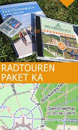 Radtouren Fr�hlingsPaket KA