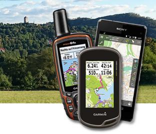 GPS-Service Leistungen