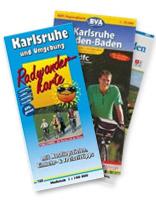 Papierkarten Karlsruhe