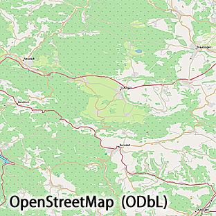 OSM Schwarzwald