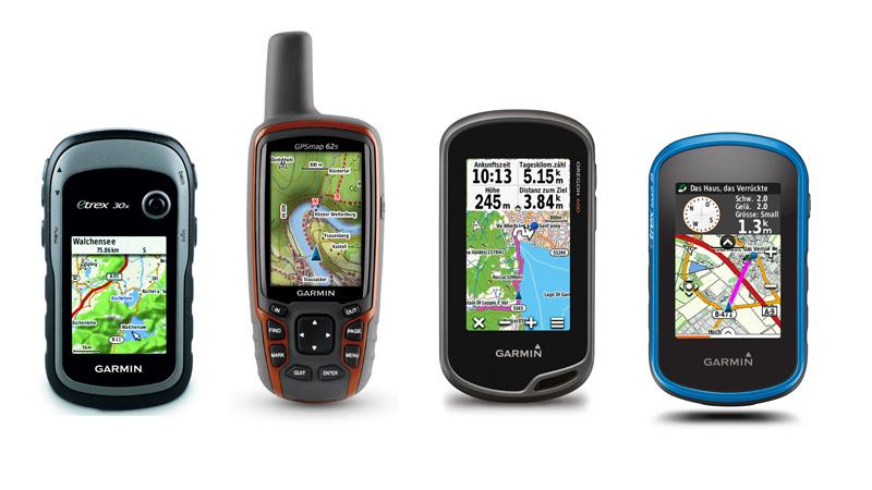 Garmin Outdoor GPS-Geräte
