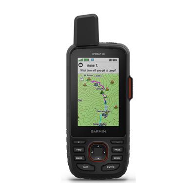 Koordinaten-Eingabe ins GPS-Gerät