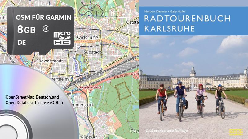 Radtouren-Paket Karlsruhe