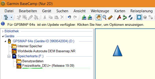 Basecamp Webupdater