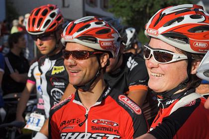 Anna-Baylis und Jörg Scheiderbauer