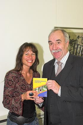 Gaby Hufler und Harald Denecken