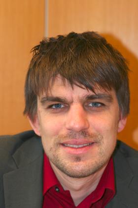 Ferienland-Geschäftsführer Stefan Schürlein