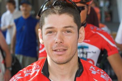 Stefan Röschl vom Kross-Racing-Team Haspel