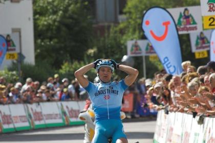 Der Sieger Torsten Hiekmann