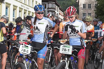 VAUDE Trans Schwarzwald 2007: 2. Etappe Bad Wildbad - Bad Rippoldsau - Schapbach
