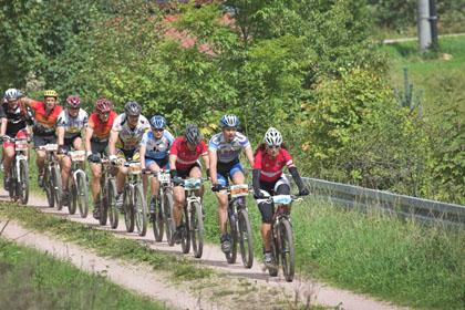 VAUDE Trans Schwarzwald 2007: 5. Etappe: Schonach im Ferienland - Engen