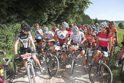 VAUDE Trans Schwarzwald 2007: 6. Etappe Engen - Grafenhausen