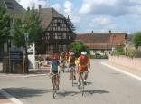 Städtepartnerschaftsfahrt Nancy - Karlsruhe