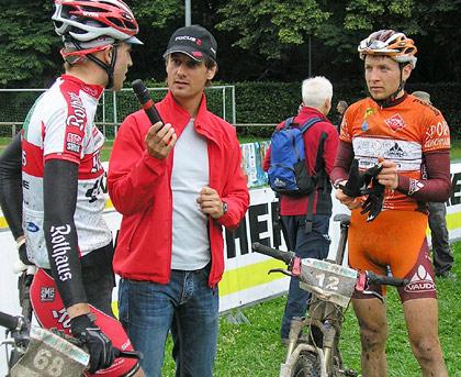 Matthias Bettinger und Markus Kaufmann im Interview