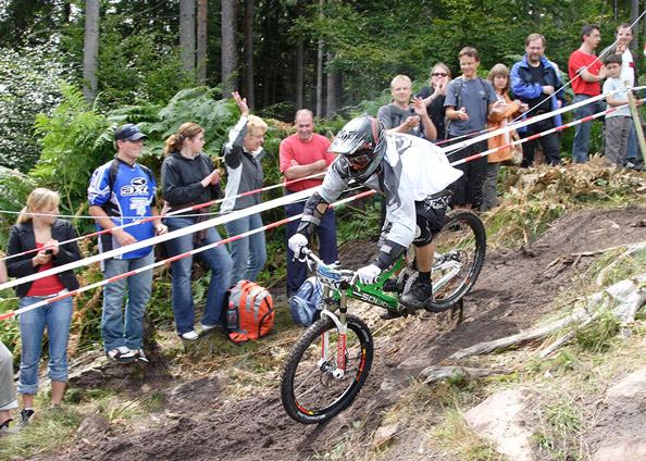 iXS german downhill cup