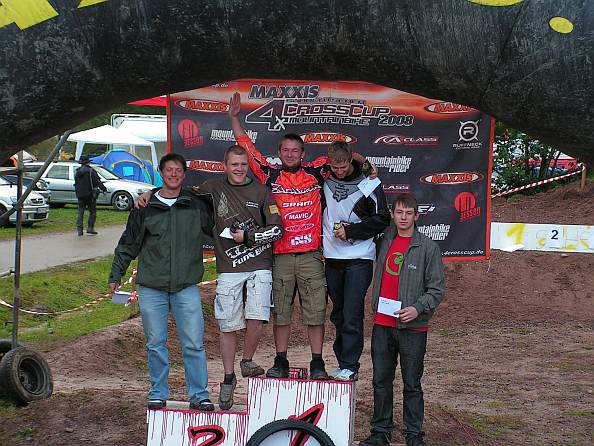 Maxxis Four-Cross-Cup in Wolfach