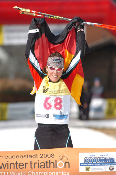 COOLMAN Wintertriathlon