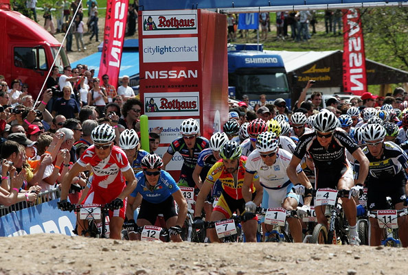 NISSAN UCI Mountain Bike World Cup Offenburg-Rammersweier