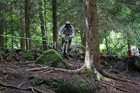 Deutsche Meisterschaft Downhill in Bad Wildbad
