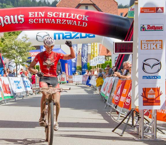 VAUDE MountainBIKE Trans Schwarzwald 2. Etappe,Fotograf Ralf Müller