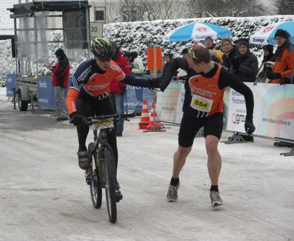 Oliver Hinz Ice Challenge