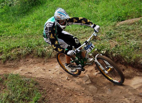 iXS German Downhill Cups im Bikepark Bad Wildbad