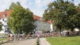 Rund vor der Draisschule , Foto: Samuel Möhler