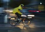 Für sicheres Radfahren in der dunklen Jahreszeit, Foto: dvr