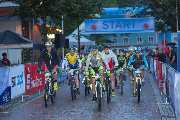 Start Schwarzwald-Bike-Marathon 2013