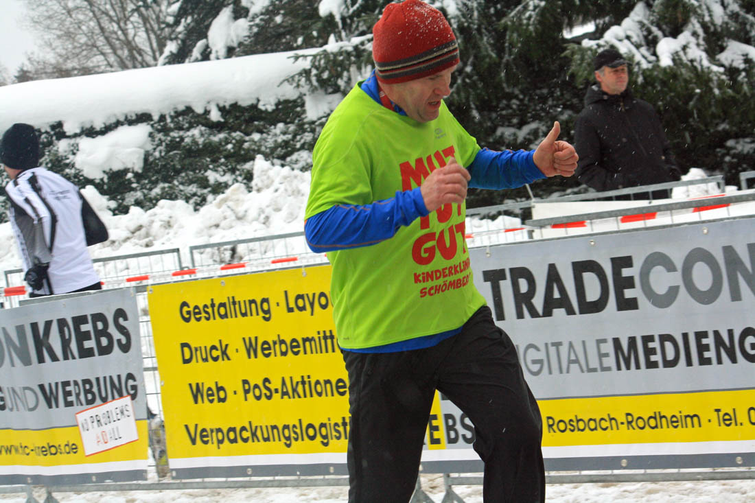 Trade Connection Krebs Ice Challenge am 08.02.2015 in Schömberg (Foto: sportograf und RSA)