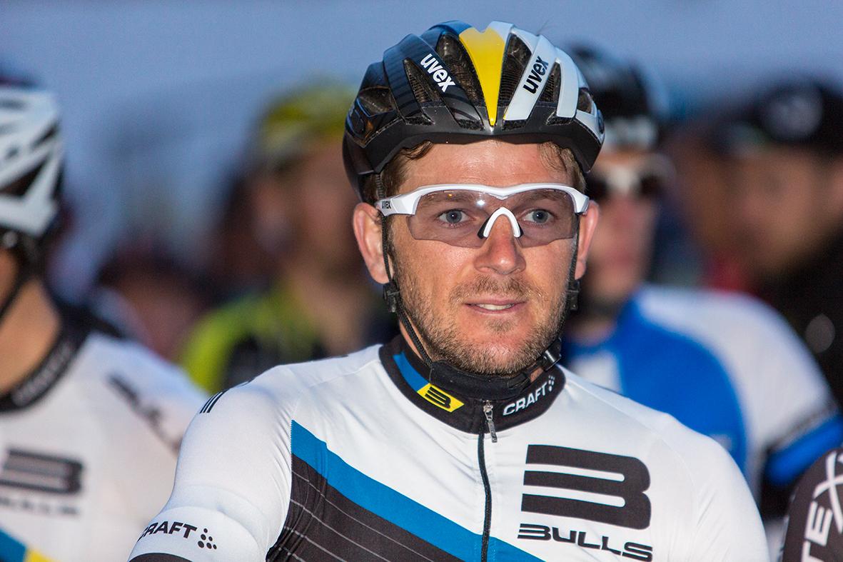 Schwarzwald Bike Marathon 2015: Karl Platt (Foto ©: dah[u]u)