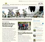 Startseite www.fahrradland-bw.de