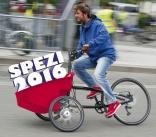Flott unterwegs: Auf der 21. Internationalen Spezialradmesse am  23. und 24. April in Germersheim k�nnen Fahrradfans viele unterschiedliche Modelle Probe fahren.