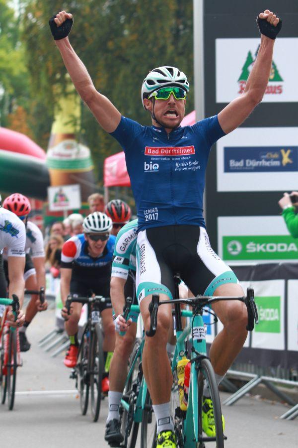 Hanno Rieping, Tagessieger der zweiten Etappe am Samstag und Gesamtsieger; photo credit Achim Böckenkrüger