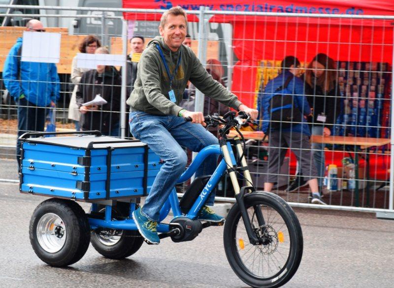 Spezialrad-Mekka feiert 25 Jahre innovative, individuelle und kreative Fahrradkonzepte.