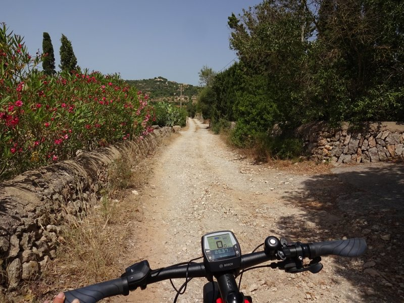 Genuss-Radtour mit dem E-Mountainbike